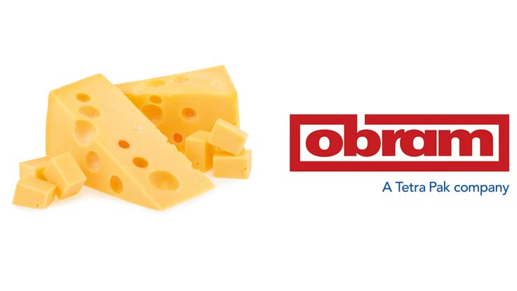 Cheese and Obram logotype