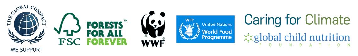 NGO's logotypes