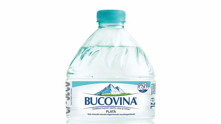 Rio Bucovina PET bottle