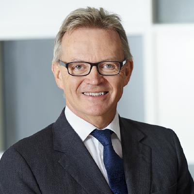 Nigel Higgins, non-executive director