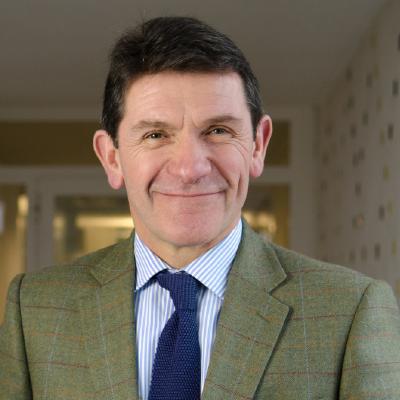 Paul Conway, non-executive director