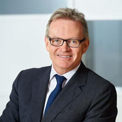 Nigel Higgins, non-executive Board Member