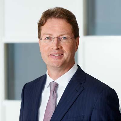 Ola Källenius, non-executive Board Member