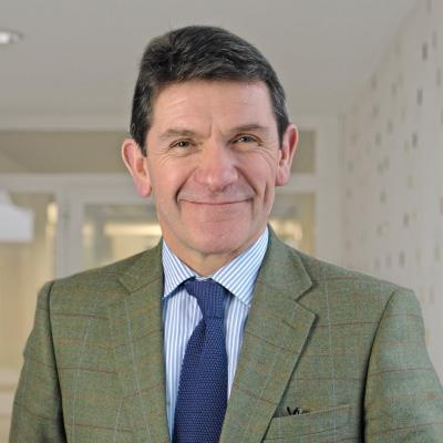 Paul Conway, non-executive Board Member