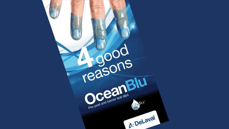 Oceanblue teat health