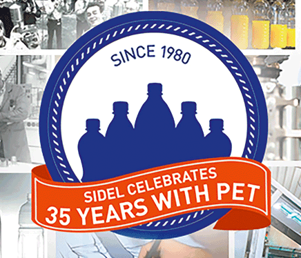 35 years of PET bottling solutions
