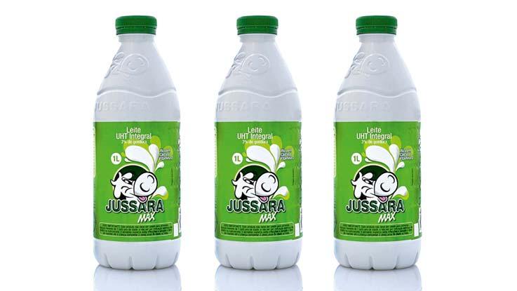 PET bottles for UHT milk