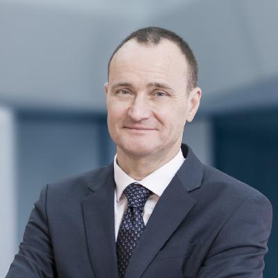 Marc Aury - Gebo Cermex President & Managing Director