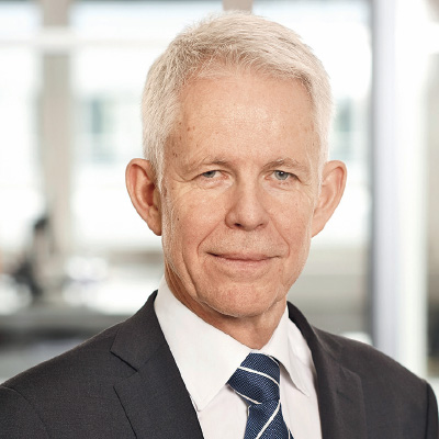 Sam Strömersten - President & CEO
